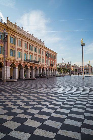 NICE Place Masséna van Melanie Viola