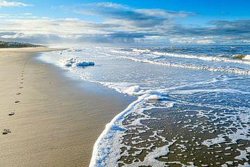 Noordzeestrand, Callantsoog van Willem Visser