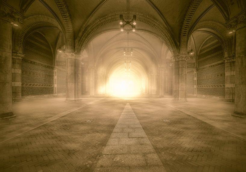 Licht aan het eind van de tunnel van Mario Calma