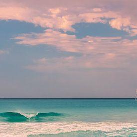 Een ochtend in Varadero, Cuba van Henk Meijer Photography