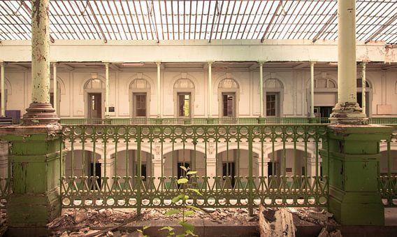 Lycée classique  Urbex Olivier Van Cauwelaert van Olivier Van Cauwelaert