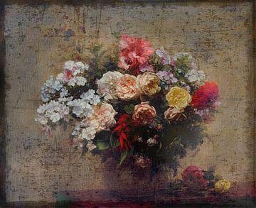 Muttertag - Sommerblumen von Rudy & Gisela Schlechter