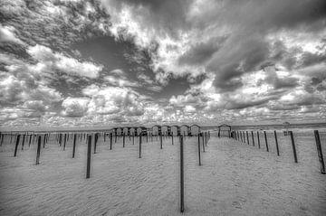 strand  De Panne von Robby Stifter