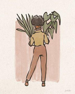 Plant dames i, Janelle Penner van Wild Apple
