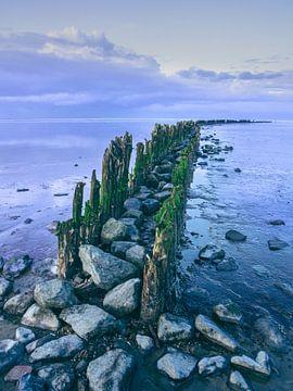 Das Wattenmeer von Douwe Schermer