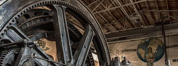 Leerfabriek Oisterwijk - Oude fabriek van Frens van der Sluis