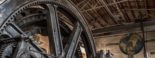 Leerfabriek Oisterwijk - Oude fabriek van