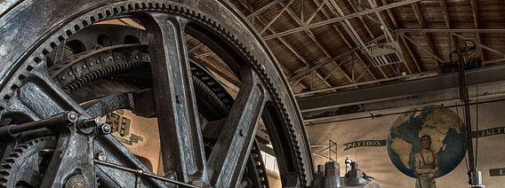 Leerfabriek Oisterwijk - Oude fabriek