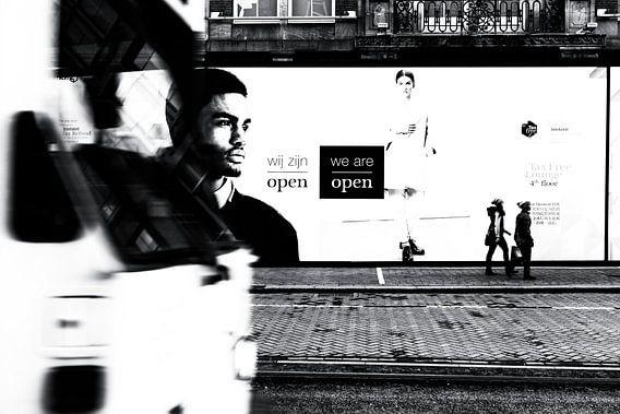 We Are Open - Amsterdam van Thomas van Galen