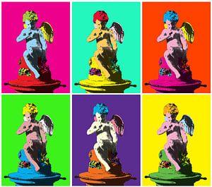 Pop Art Cupido