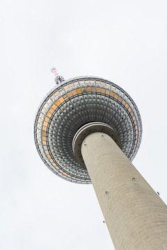 Televisietoren Berlijn van Gerben Duijster