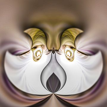 Phantasievolle abstrakte Twirl-Illustrationen 97/5 von PICTURES MAKE MOMENTS