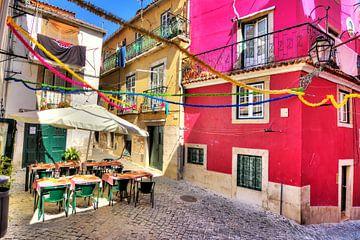 Kleurrijk Lissabon! sur Dennis van de Water
