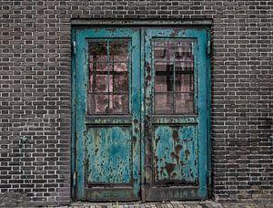 Roestige deuren