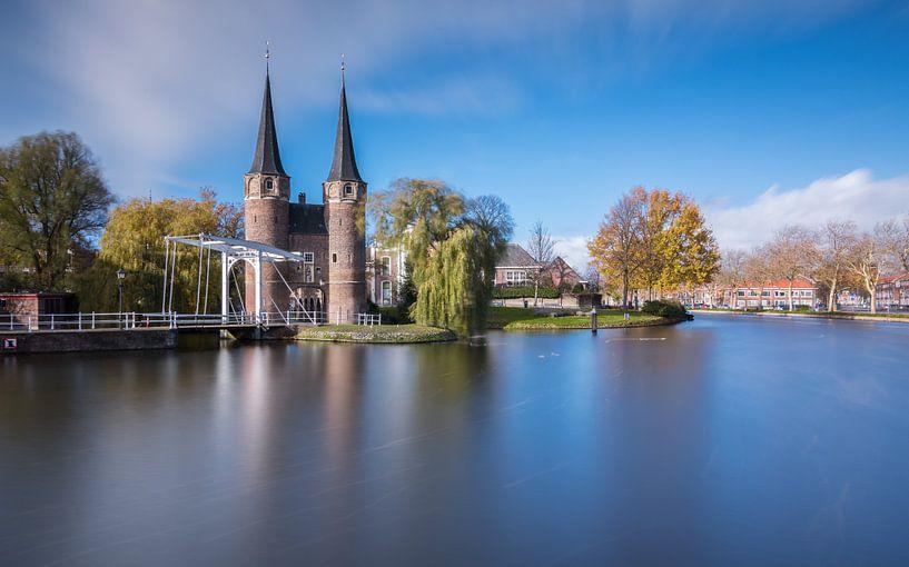 Oostpoort Delft van Ilya Korzelius