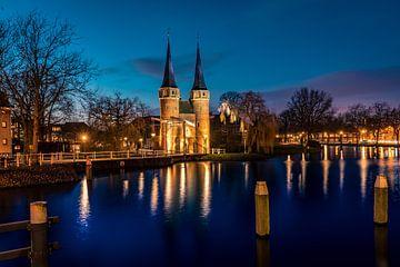 Osttor Delft von Henri van Avezaath