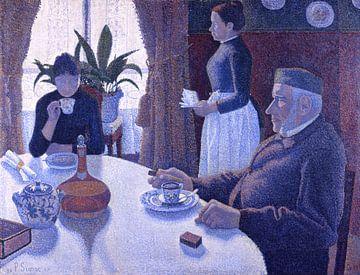 Das Frühstück, Paul Signac