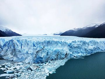 Perito Moreno Gletsjer sur Paul Riedstra