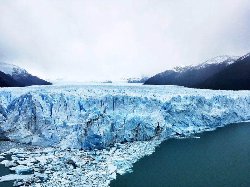 Perito Moreno Gletsjer van Paul Riedstra