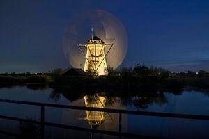 wereld erfgoed Kinderdijk van Marcel Jansen