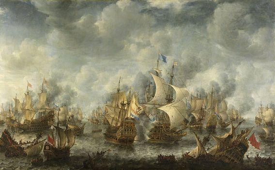 Slag bij Terheide, Jan Abrahamsz. Beerstraten