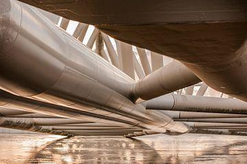 Waterkering van Edwin Sonneveld