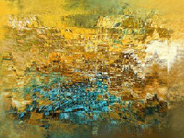 Desert city von Gabi Hampe