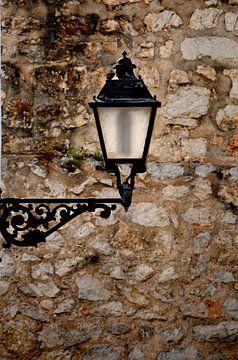 Lamp van Iris Heuer