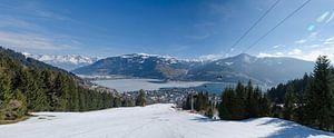 Panorama Zell am See - Oostenrijk