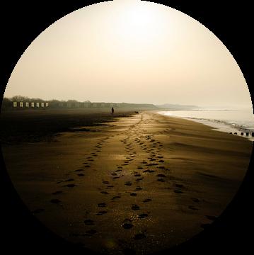 Voetstappen in het zand van Stefan Faas