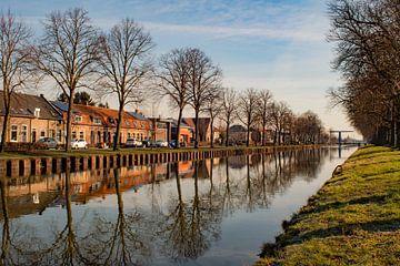 De Zuid-Willemsvaart bij Weert van J..M de Jong-Jansen