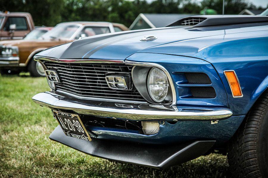 Mustang van Jasper Scheffers