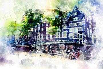 leven in Amsterdam 3 van