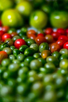 Grüne Tomaten von Joel Layaa-Laulhé