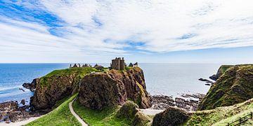 Dunnotar Castle in Schotland van