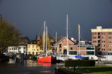 Oosterhaven Groningen van