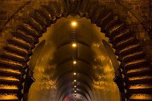 Adam Clark tunnel Boedapest Hongarije