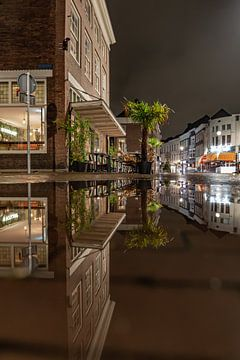 Breda, Trapkes en Tolbrug van