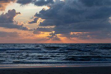 Avond aan de kust van Dokra Fotografie