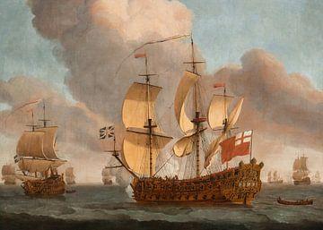 De HMS York, Willem van de Velde de Jongere, Willem van de Velde de Jongere.