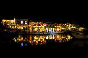 Hué bei Nacht von Ewout Paulusma