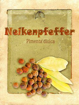 Küchenbild Nelkenpfeffer von Dirk H. Wendt