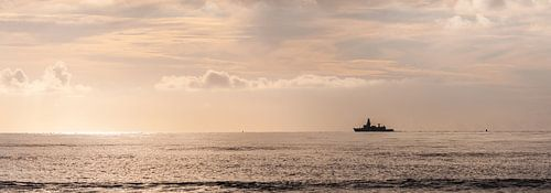 Fregat kiest het ruime Sop - part 1 van Alex Hiemstra