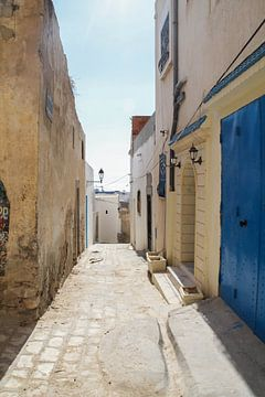Straten van Sousse van Adinda Heeres