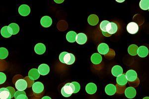 Groene lichtjes