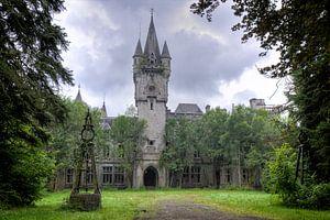 Urbex Kasteel  Chateau Noisy