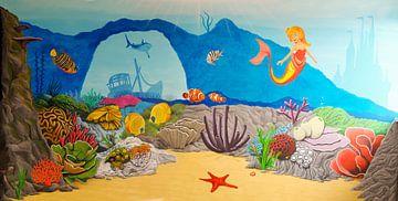 Onderwater tafereel Nemo  van