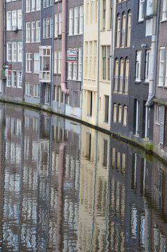 Kanaal huizen van Corinna Vollertsen
