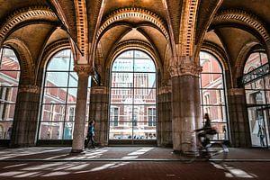 Onderdoorgang Rijksmuseum Amsterdam