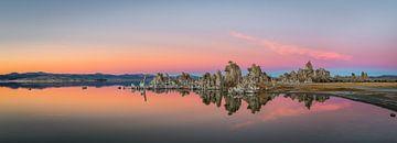 Mono Lake zonsondergang, Jeffrey C. Sink van 1x